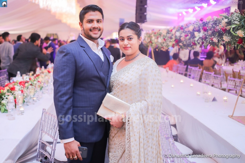 Namal Rajapaksa Wedding at Carlton Residence – Gossip ...